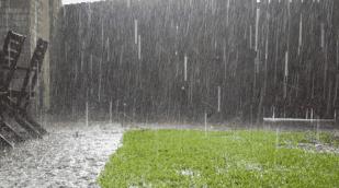 Естественный полив осадками - плюсы и минусы