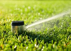 Безопасность системы автоматического полива газона огорода сада теплицы